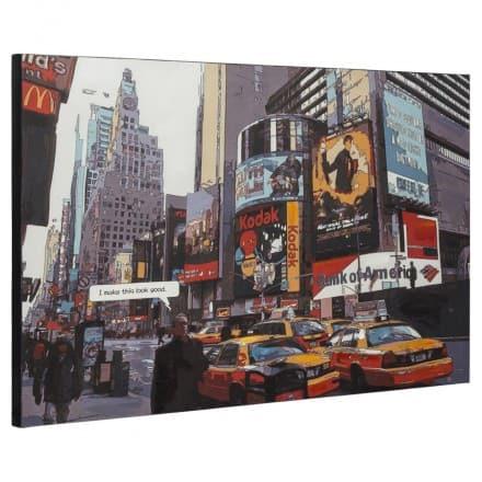 toile-decorative-times-square-