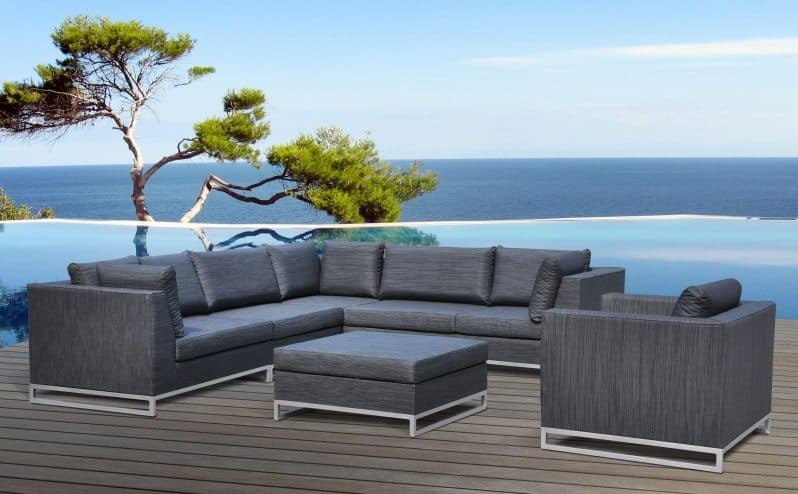 Le salon de jardin : ambiance détente ! | techneb shop News