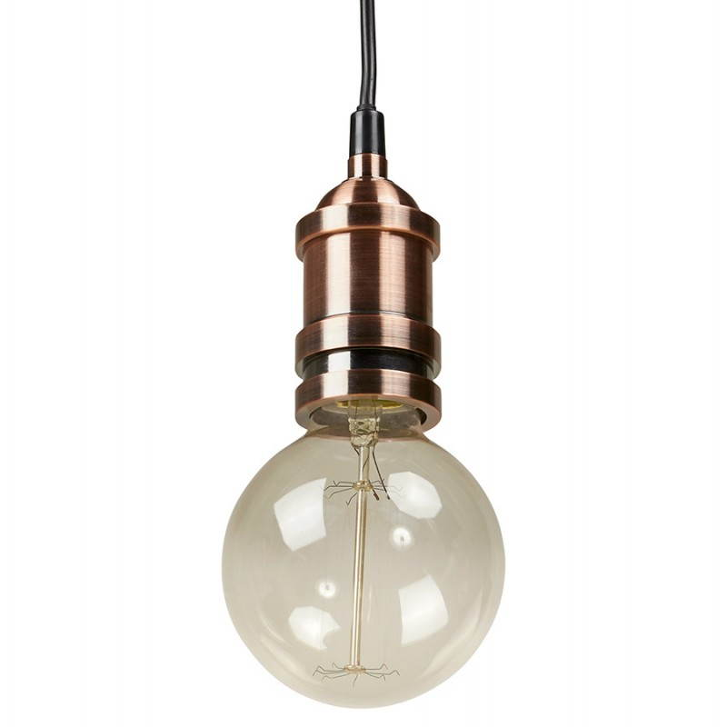 Lampe ampoule suspendue