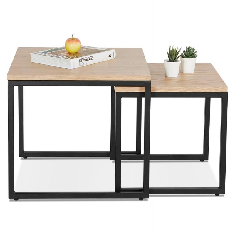 Table basse carrée