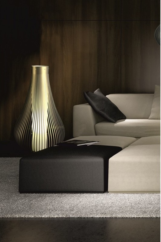 Lampe originale