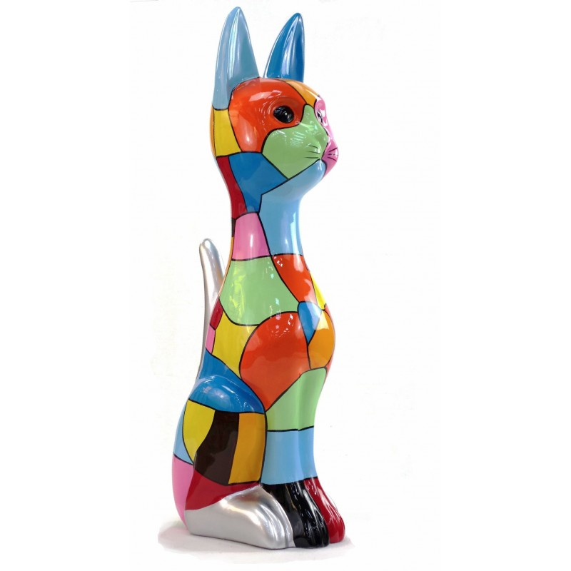 Sculpture resine