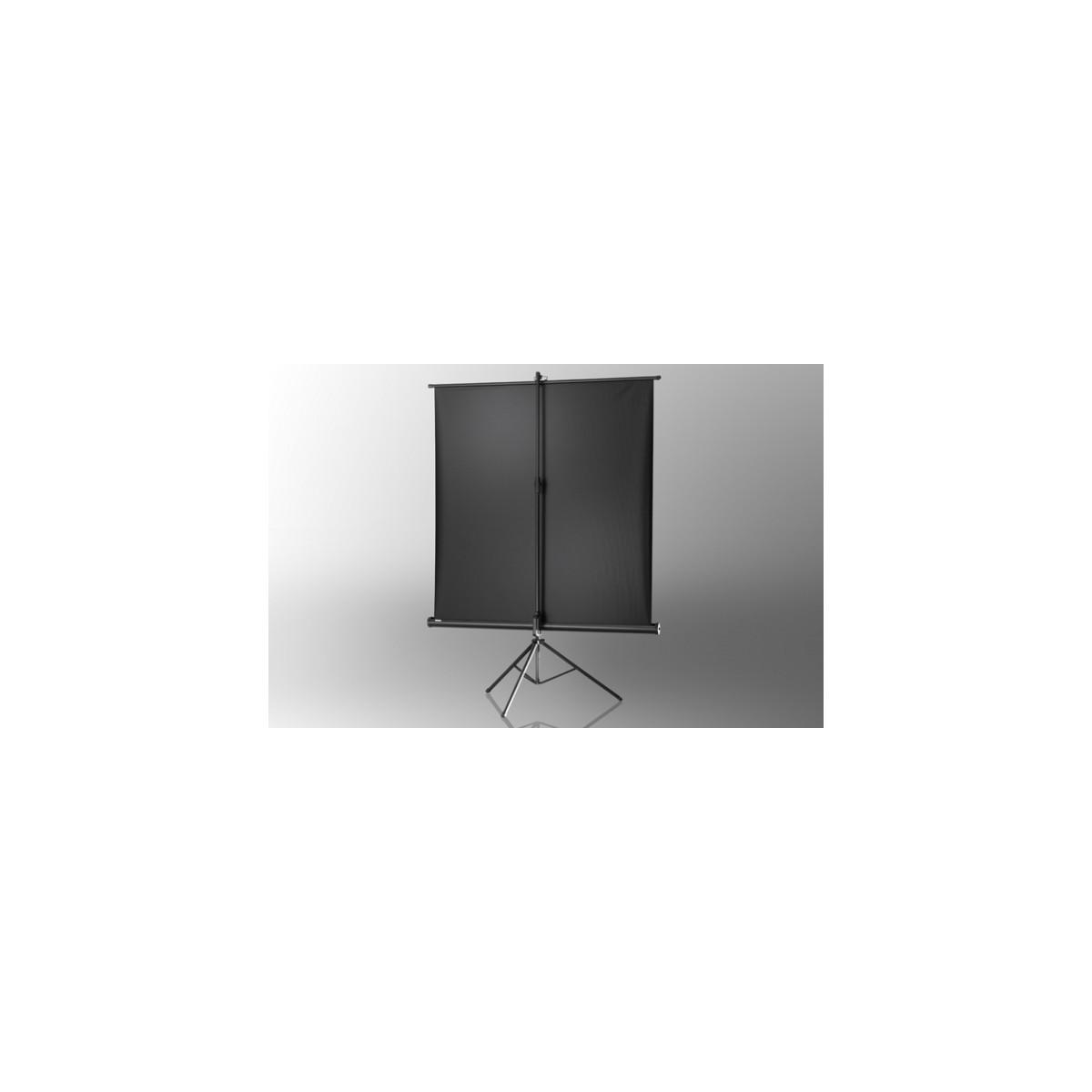 ecran de projection sur pied celexon economy 133 x 100 cm. Black Bedroom Furniture Sets. Home Design Ideas