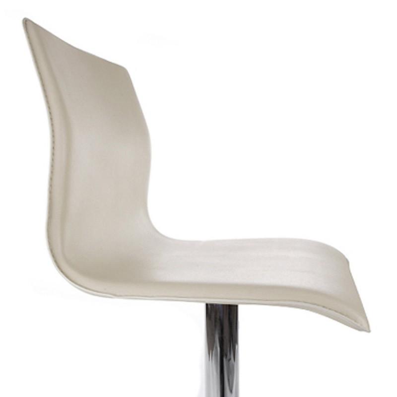 barhocker leder marne creme m bel design zum besten preis. Black Bedroom Furniture Sets. Home Design Ideas