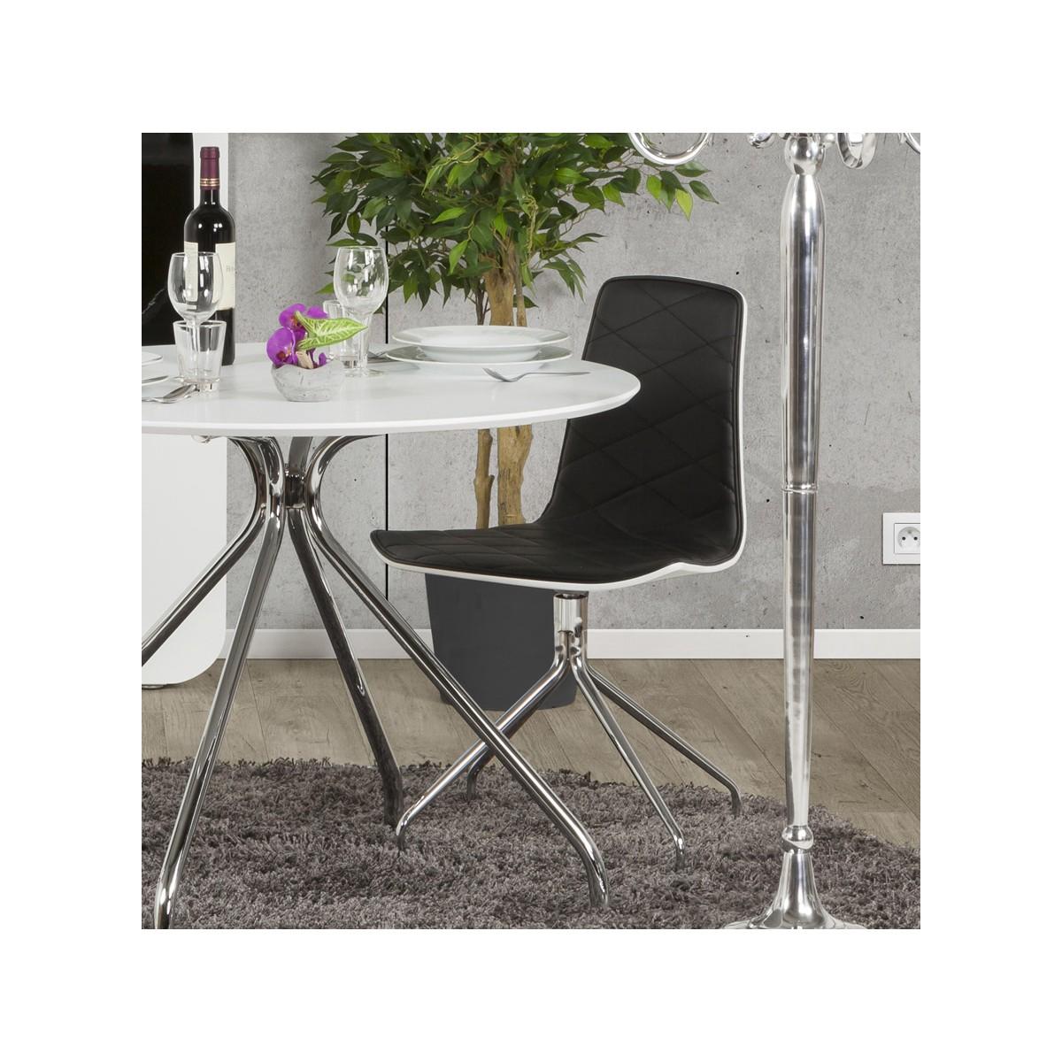 Chaise Bois Et Metal - chaise metal et cuir 28 images chaise design fil de fer et pieds en bois wadiga, sioule