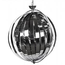 Lampe à suspension design MOINEAU CHROME en métal (chromé)