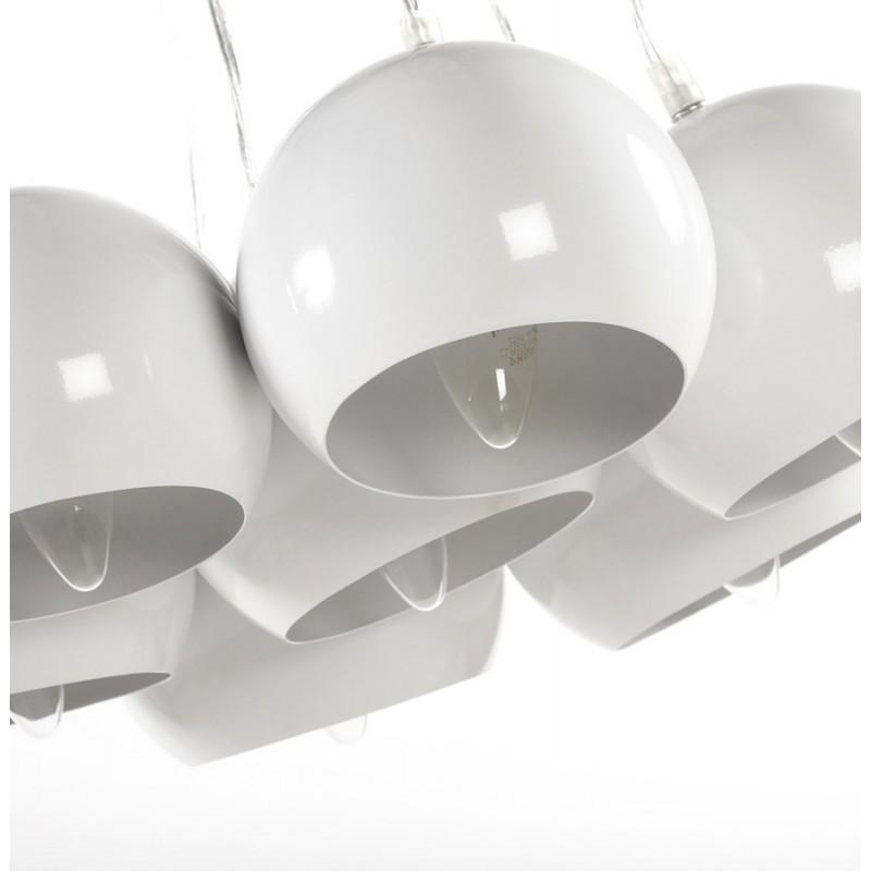 design pendant bare metal lamp white furniture design at. Black Bedroom Furniture Sets. Home Design Ideas