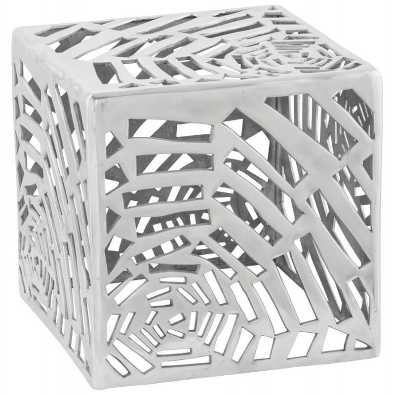 table basse roufe en aluminium. Black Bedroom Furniture Sets. Home Design Ideas