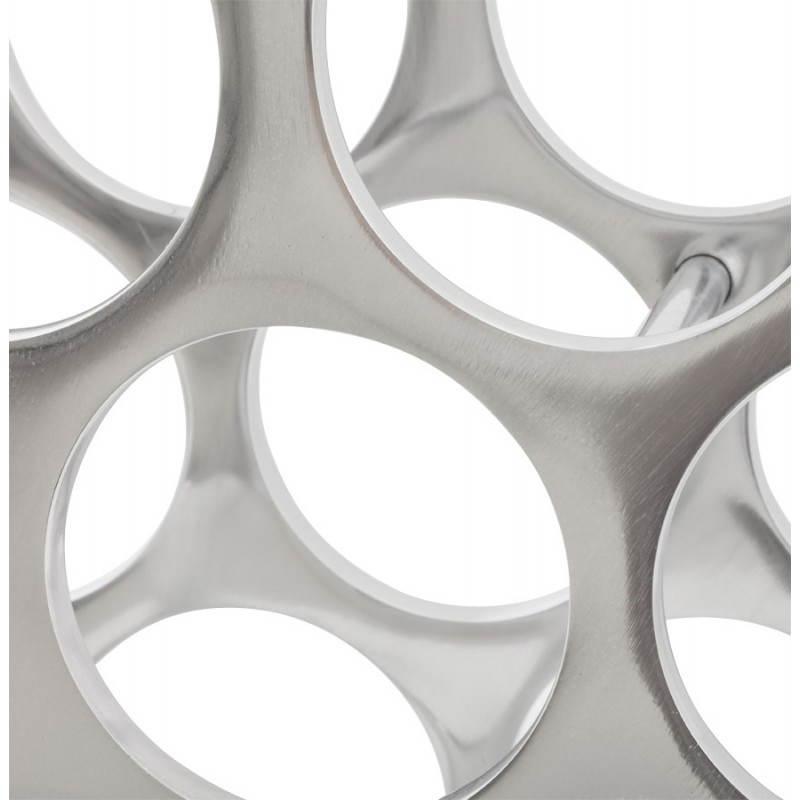 porte bouteilles cone en aluminium aluminium. Black Bedroom Furniture Sets. Home Design Ideas