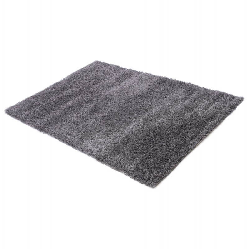 Tapis Contemporain Et Design Mike Rectangulaire 290 X 200 Gris