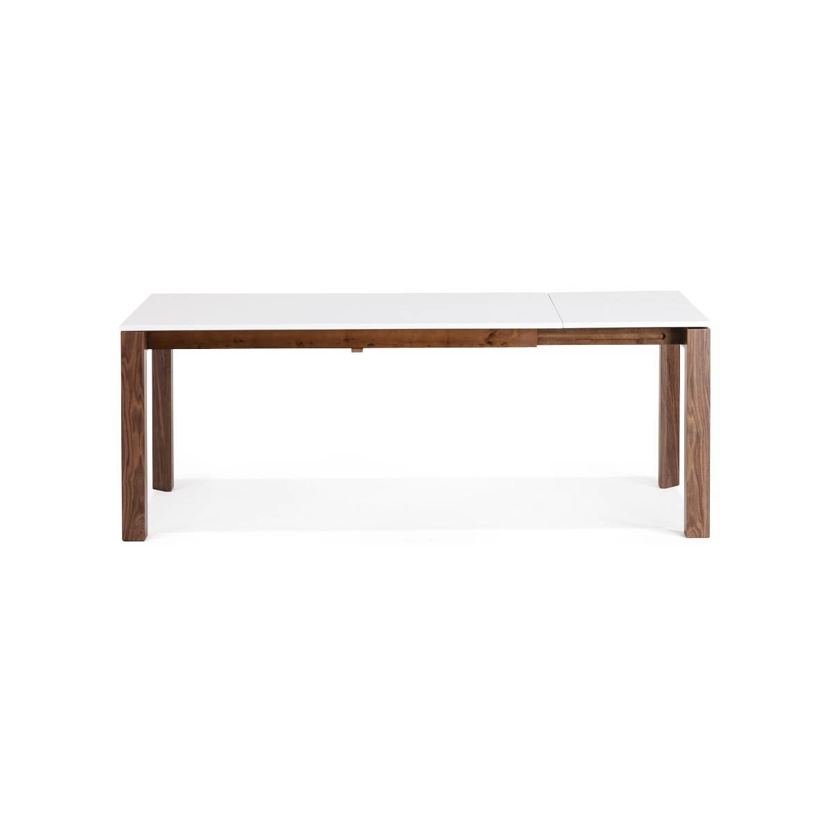Table bois rallonge ikea for Ikea table rectangulaire