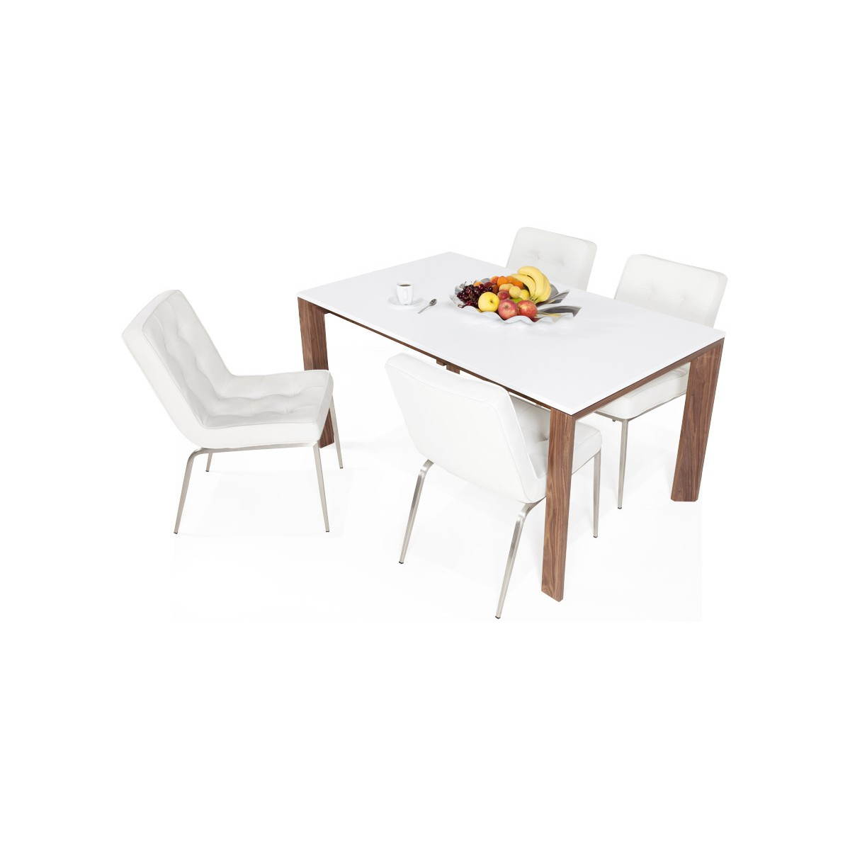 Table Bois Rallonge Ikea