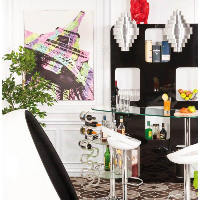 toile d corative tour eiffel. Black Bedroom Furniture Sets. Home Design Ideas