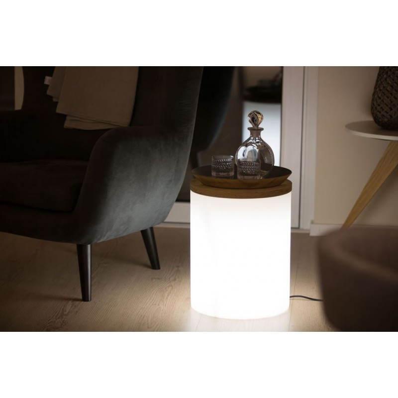 Table basse lumineuse exterieur - Fabriquer une table lumineuse led ...