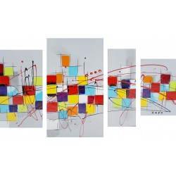 Peintures contemporaines techneb shop mobilier design au meilleur rapport qualit prix - Peinture meilleur rapport qualite prix ...